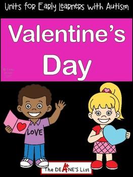 Valentine's Day: A language development unit