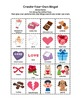 Valentine's Day Bingo Game Pack: 40 Cards, Plus Create-You