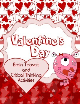 Valentine's Day Brain Teasers and Puzzles