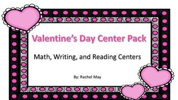 Valentine's Day Center Pack