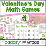 Valentines Day Math Games