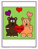 Valentine's Day Color by Number (second grade)  Color by A