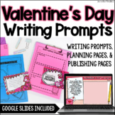 Valentine's Day Common Core Writing: Opinion, Informative,
