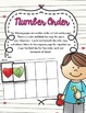 Valentine's Day Counting Pack 1-10