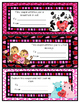 Valentines Day Coupons for mom, for students, or fill ins