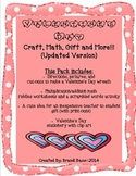 Valentine's Day Craft and Activities