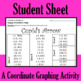 Valentine's Day - Cupid's Arrow - A Coordinate Graphing Activity
