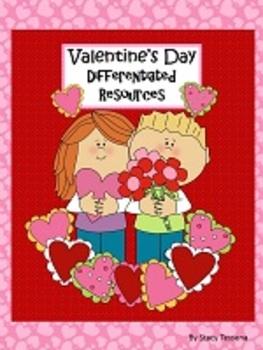 Valentine's Day: Differentiated Resources