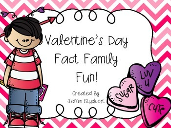 Valentine's Day Fact Family Fun!