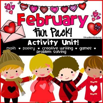 Februrary Fun Pack!