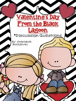 Valentine's Day From the Black Lagoon