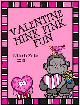 Valentine Hink Pink Fun
