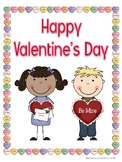 Valentine's Day K-3 Learning Pack