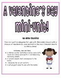 Valentine's Day Literacy Mini-Unit