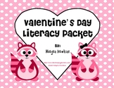 Valentine's Day Literacy Pack