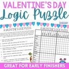 Valentines Day Logic Puzzle