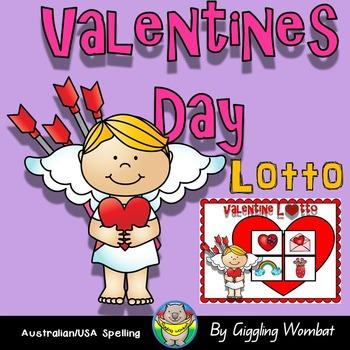 Valentines Day Lotto