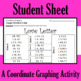 Valentine's Day - Love Letter - A Coordinate Graphing Activity