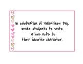 Valentines Day Love Note