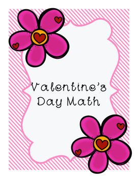 Valentines Day Math Activities