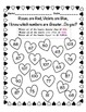 Valentine's Day Math - Comparing Numbers & Conversation He