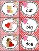 Valentine's Day Math & Literacy Unit - Centers, Math Tubs,