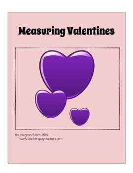 Valentine's Day Math: Measurment