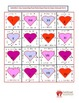 Valentine's Day Math Puzzles - Point Slope to Slope Interc