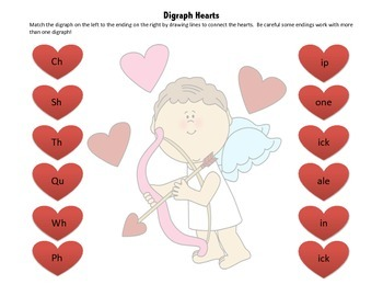 Valentine's Day Math and Literacy Activity Packet