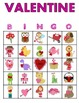 Valentine's Day Math and Literacy Centers and Printables