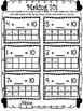 Valentine's Day Math and Literacy (Print & Go-Common Core