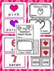Valentine's Day Math and Literacy Pack