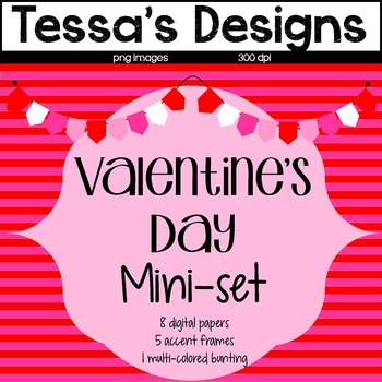 Valentine's Day Mini-Set