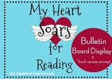 """Valentine's Day Writing Activity and Book Report: """"My Hear"""