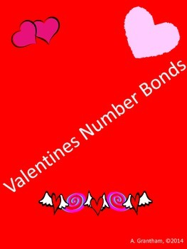 Valentines Day Number Bonds