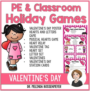 Valentine's Day PE And Classroom Party Games