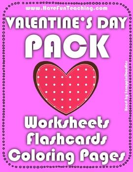 Valentine's Day Pack - FREE