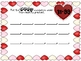 Valentine's Day Pack for Stations