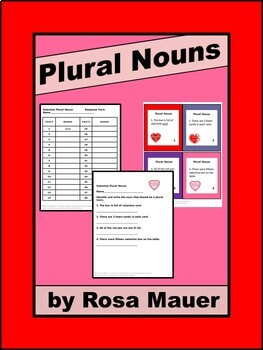 Valentine's Day Plural Nouns