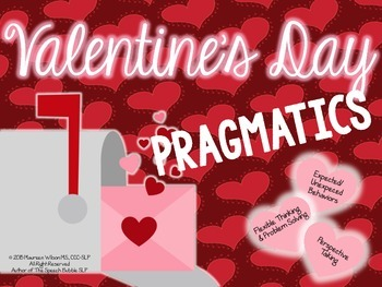 Valentine's Day Pragmatics