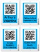 Valentines Day QR Code Listening Center