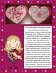 February & Valentine's Day Reading Comprehension Book Craf