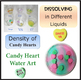 Valentines Day Science: Candy Heart Science