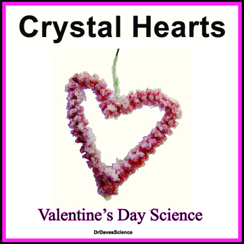 Valentines Day Science: Crystals