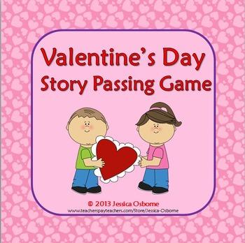 Valentine's Day Writing Game