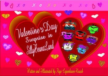 Valentine's Day Surprise in SillyBeanz Land