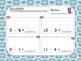 Valentines Themed Math File Folder Games Bundle    Grades K-3