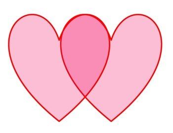 Valentine's Day Venn Diagram