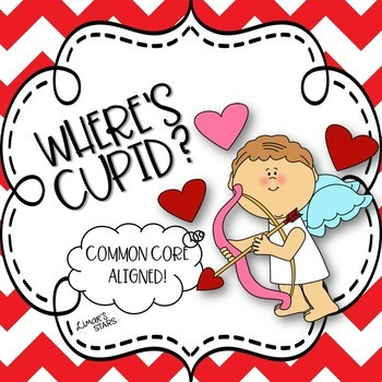 Valentine's Day Where's Cupid Game