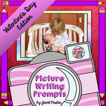 Valentine's Day Writing Prompts and Writing Paper